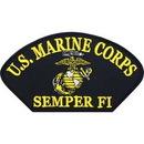 Eagle Emblems PM1334 Patch-Usmc, Hat, Semper Fi (3