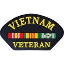 Eagle Emblems PM1340 Patch-Viet, Hat, Veteran (3