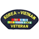 Eagle Emblems PM1342 Patch-Korea, Hat, Vet (3