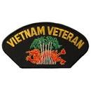 Eagle Emblems PM1355 Patch-Viet, Hat, Veteran (3