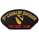 Eagle Emblems PM1363 Patch-Army, Hat, 001St Cav (3