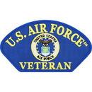 Eagle Emblems PM1374 Patch-Usaf, Hat, Logo, Vet. (3