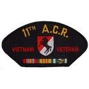 Eagle Emblems PM1415 Patch-Viet, Hat, Army, 011Th Acr (3