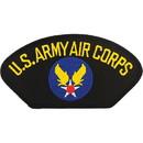 Eagle Emblems PM1422 Patch-Usaf, Hat, Army/Air (3