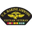 Eagle Emblems PM1432 Patch-Viet, Hat, Usmc, 1St Air Wing (3