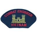 Eagle Emblems PM1439 Patch-Viet, Hat, Combat Eng (3