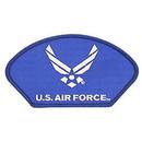 Eagle Emblems PM1474 Patch-Usaf, Hat, Logo, Ii (3