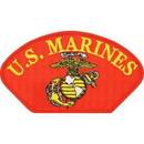 Eagle Emblems PM1482 Patch-Usmc, Hat, Us Marines (3