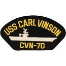 Eagle Emblems PM1510 Patch-Uss, Carl Vinson (3