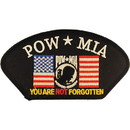 Eagle Emblems PM1694 Patch-Pow*Mia, Hat, Usa (3
