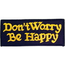 Eagle Emblems PM3024 Patch-Dont Worry Be Happy (4
