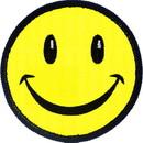 Eagle Emblems PM3080 Patch-Smiley Face (3