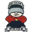 Eagle Emblems PM3097 Patch-Mexican Pride (3