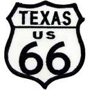 Eagle Emblems PM3181 Patch-Route 66, Texas (3