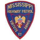 Eagle Emblems PM3324 Patch-Pol, Mississippi (3