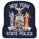 Eagle Emblems PM3332 Patch-Pol, New York (3