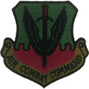 Eagle Emblems PM3509 Patch-Usaf, Air Combat Cmd (Subdued) (3