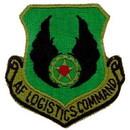Eagle Emblems PM3536 Patch-Usaf, Logistics Cmd. (Subdued) (3