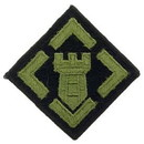 Eagle Emblems PM3637 Patch-Army, 020Th Eng.Bde. (Subdued) (3
