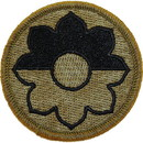 Eagle Emblems PM3674 Patch-Army, 009Th Inf.Div. (Subdued) (3
