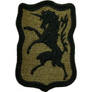 Eagle Emblems PM3738 Patch-Army, 006Th Acr (3