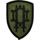 Eagle Emblems PM3780 Patch-Army, Engineer Cmd. (Subdued) (3