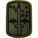 Eagle Emblems PM3787 Patch-Army, 172Nd Inf.Bde. (Subdued) (3