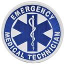 Eagle Emblems PM4033 Patch-Emt, Logo (3-3/4