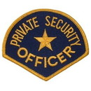 Eagle Emblems PM4051 Patch-Security, Private (3-7/8