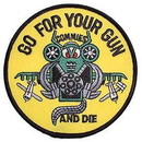 Eagle Emblems PM5029 Patch-Usaf, Go For Your Gu (3