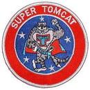 Eagle Emblems PM5069 Patch-Usn, Tomcat, Super (3