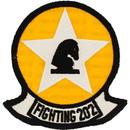 Eagle Emblems PM5071 Patch-Usn, Fighting, 202 (3-3/8