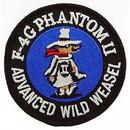 Eagle Emblems PM5077 Patch-Usaf, Phantom Ii, F4G (3-1/4