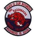 Eagle Emblems PM5078 Patch-Army, The Razorbacks (3
