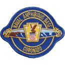 Eagle Emblems PM5079 Patch-Usn, Coronado (3-3/4