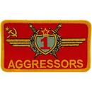 Eagle Emblems PM5086 Patch-Usaf, Aggressors (4