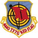 Eagle Emblems PM5087 Patch-Usaf, 4440 Tft Gred (3