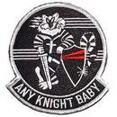 Eagle Emblems PM5120 Patch-Usn, Tomcat, Any Knig (3-3/8