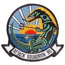 Eagle Emblems PM5210 Patch-Usn, Attack Sqd.95 (3-3/8