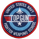 Eagle Emblems PM5262 Patch-Usn, Top Gun, Fighter Weapons School (3