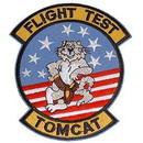Eagle Emblems PM5274 Patch-Usn, Tomcat, Flight T (3-1/2