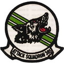Eagle Emblems PM5287 Patch-Usn, Attack Sq 305 (3-3/8