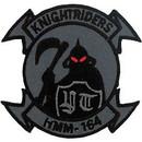 Eagle Emblems PM5308 Patch-Usmc, Knight Riders (3-1/2
