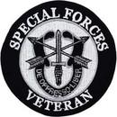 Eagle Emblems PM5320 Patch-Spec, Forces (3-1/4