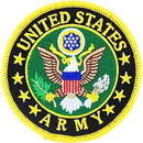 Eagle Emblems PM5403 Patch-Army Symbol (03A) Made In Usa (3