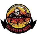Eagle Emblems PM5941 Patch-Usmc, Eyes Of Death (3-3/8