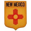 Eagle Emblems PM6932 Patch-New Mexico (Shield) (2-7/8
