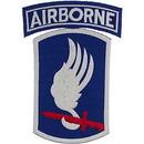 Eagle Emblems PM7084 Patch-Army, 173Rd A/B Bde. W/Tab (5-1/4