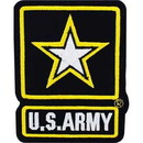 Eagle Emblems PM7360 Patch-Army Logo (04) (Lrg) (4-1/2