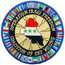 Eagle Emblems PM7801 Patch-Iraqi Freed.Coali- Tion (5